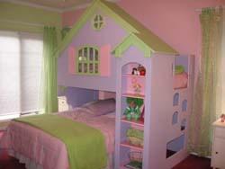 Как выбрать детскую кровать для ребенка