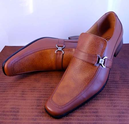 Коричневые туфли 2014 фото