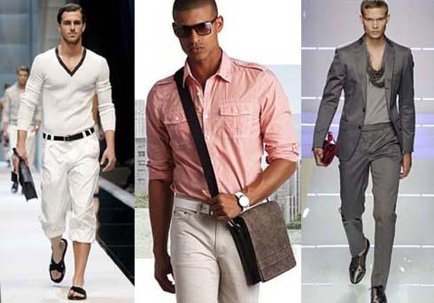 Модные мужские барсетки