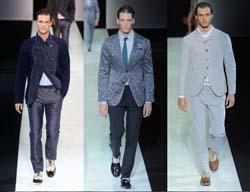 Тенденции мужской моды 2014
