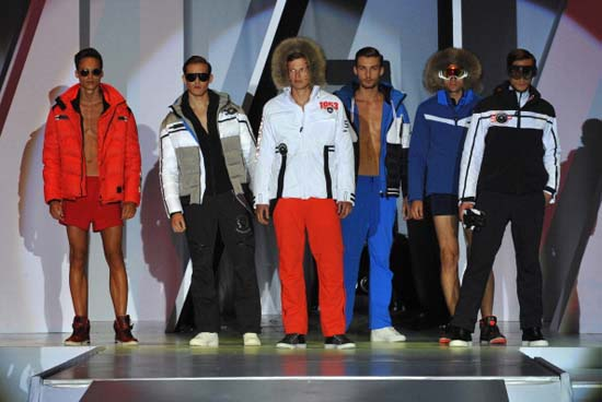 Мужская мода весна лето 2014 куртки с капюшонами