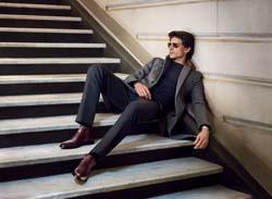 Модная мужская обувь весна лето 2014