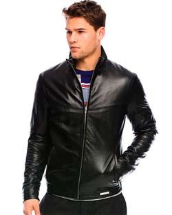 Мужские кожаные куртки 2014