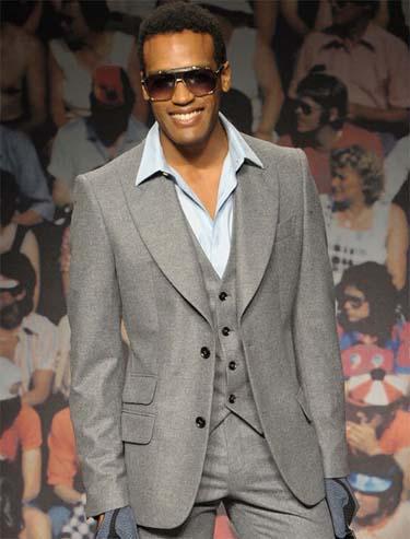 Модный мужской пиджак 2014 фото