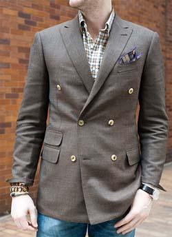 Модные мужские пиджаки фото