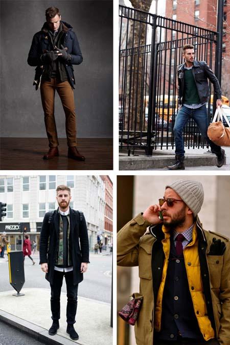 Мужские кожаные куртки 2015