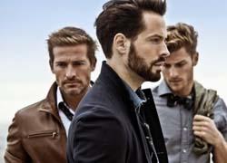 Модные мужские осенние стрижки 2014