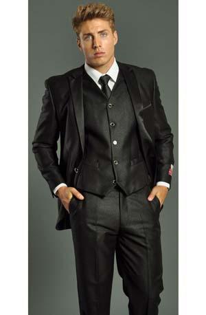 Модный мужской костюм осень 2014 фото
