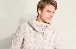 Мужской свитер 2014