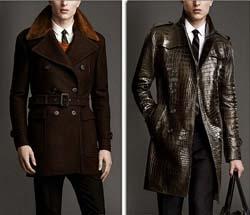 Модная мужская одежда сезона осень-зима 2014/2015