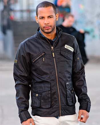 Модная мужская куртка весна 2015 фото