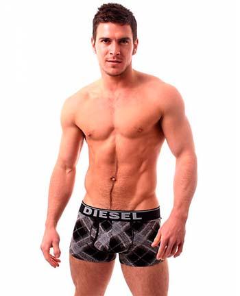 Модные мужские трусы 2015 DIESEL фото