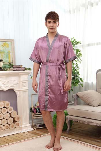 Стильный мужской халат 2015 фото