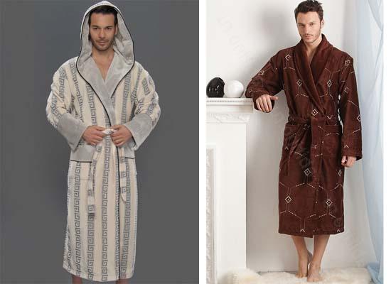 Мужские халаты 2015 фото