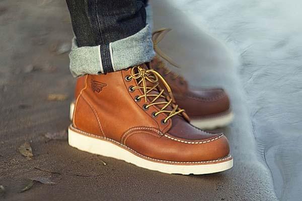 Модные коричневые ботинки осень-зима 2016-2017 фото