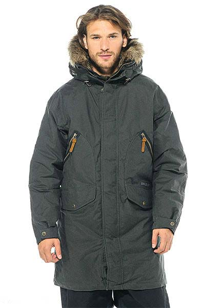 Модная зимняя куртка Аляска 2016-2017 фото