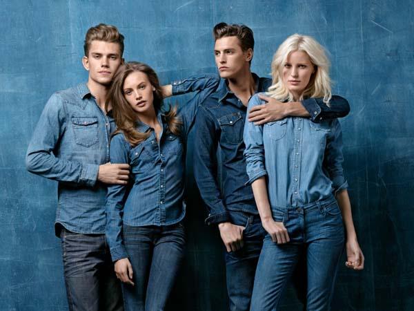 Модные мужские джинсы 2016-2017 фото