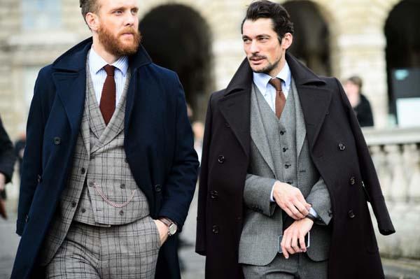 Модные мужские пальто 2017 фото