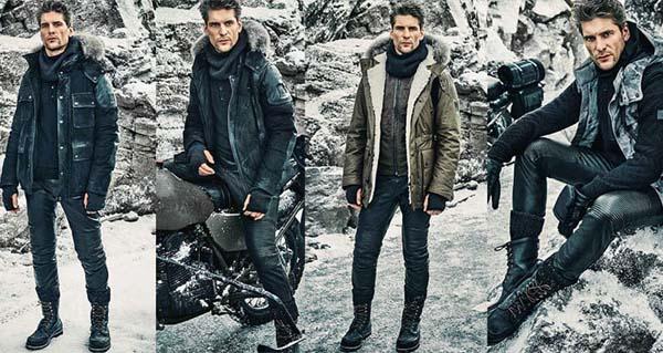 Модные мужские куртки осень-зима 2016-2017 фото