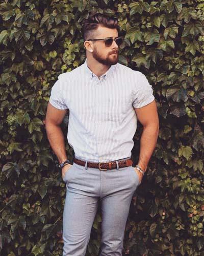 мужская мода весна-лето 2017 фото