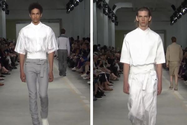 белые рубашки с коротким рукавом 2017