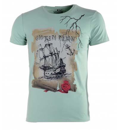 футболка с кораблем 2017 фото