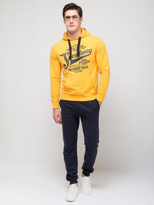 мужские узкие брюки Sela 2017 фото