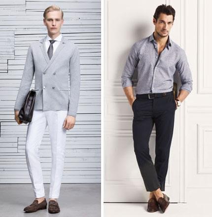 модные укороченные мужские брюки 2017 фото