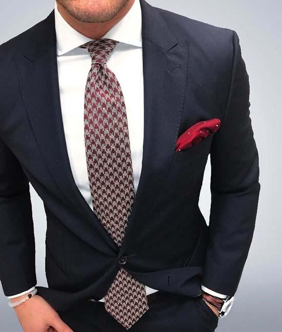модный черный мужской пиджак 2017 фото