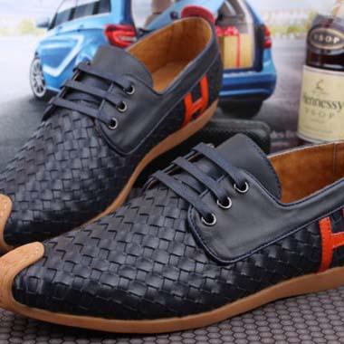 плетеные мужские кроссовки 2017 Hermes