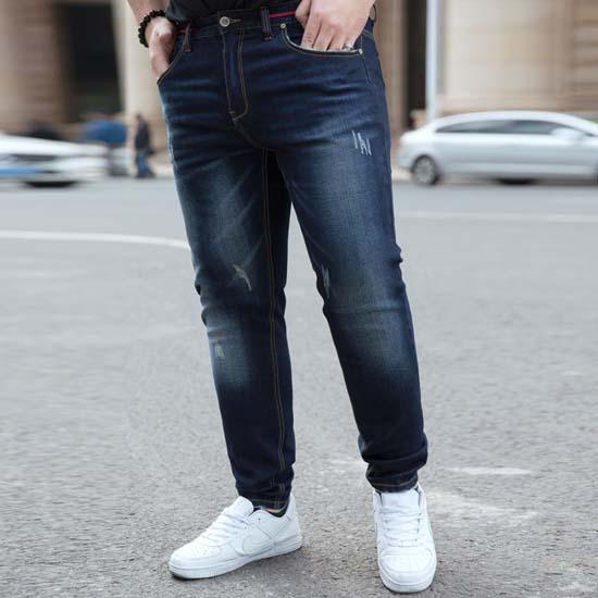 модные джинсы 2017 для полных мужчин фото