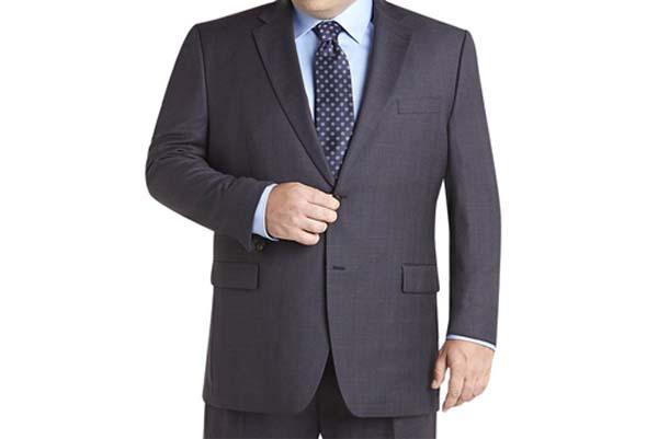 модный костюм 2017 для полных мужчин фото
