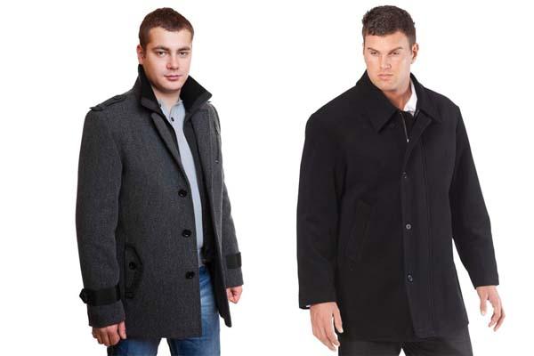 модные пальто 2017 для полных мужчин фото