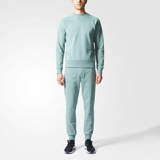 модные спортивные штаны адидас 2017 на резинке фото