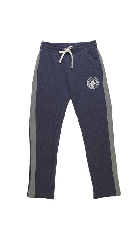 синие спортивные штаны 2017 года фото