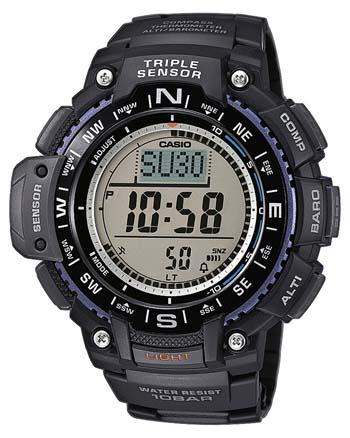 мужские наручные часы с датчиком температуры фото