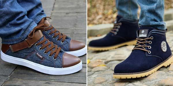 мужские ботинки осень-зима 2017-2018