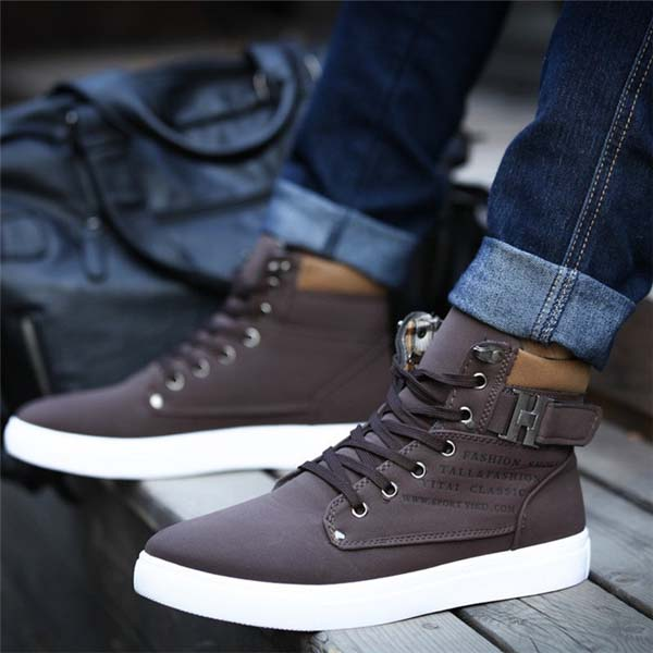мужская обувь осень-зима 2017 2018 фото