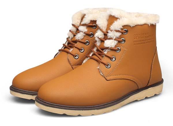 мужские зимние ботинки 2018 фото