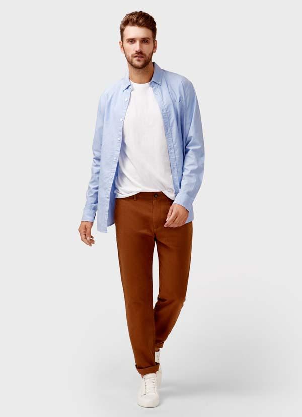 мужские брюки чинос фото