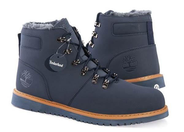 мужские ботинки тимберленд фото
