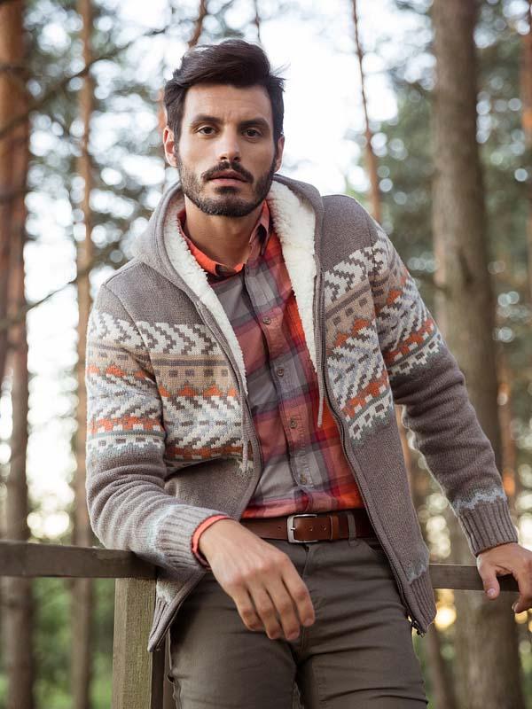модные мужские свитера осень-зима 2017-2018 фото