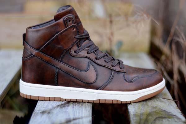 зимние мужские кроссовки nike фото