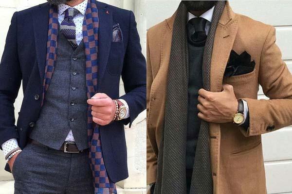 многослойность в одежде 2018 фото