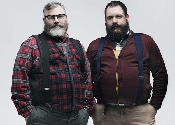 стильная одежда для толстяков 2018 фото