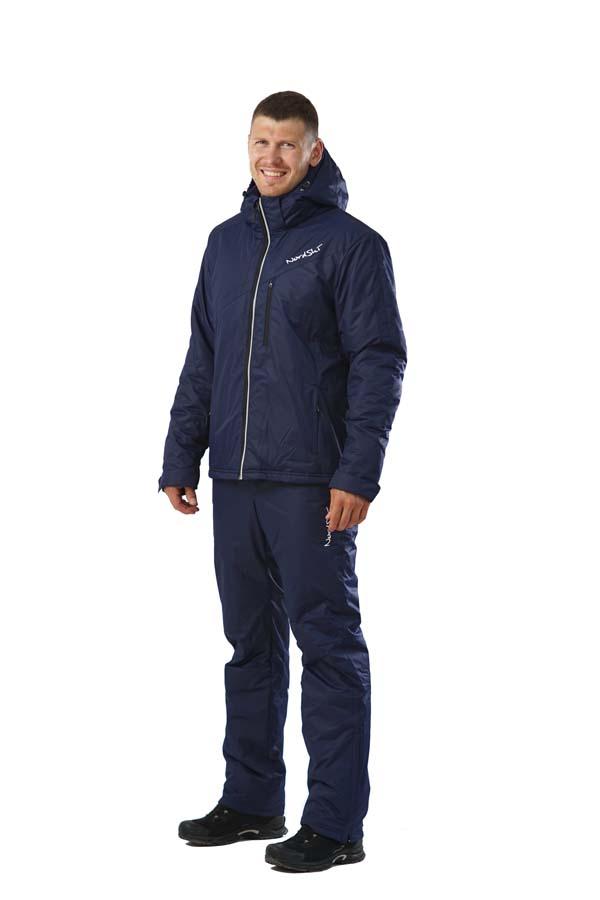 утепленный мужской спортивный костюм фото
