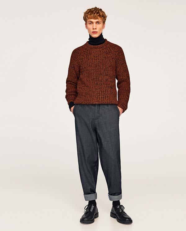 стильный мужской свитер 2018 фото
