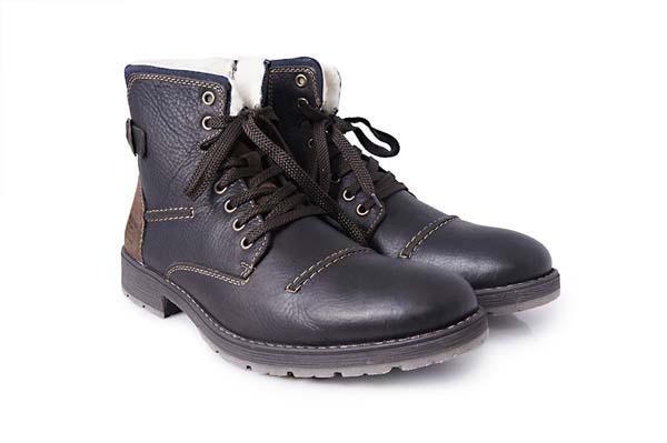 мужские ботинки Rieker фото