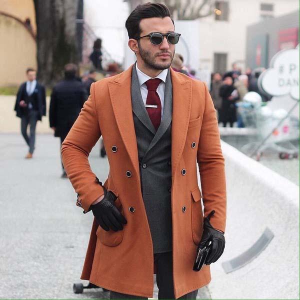мужская мода 2018 фото