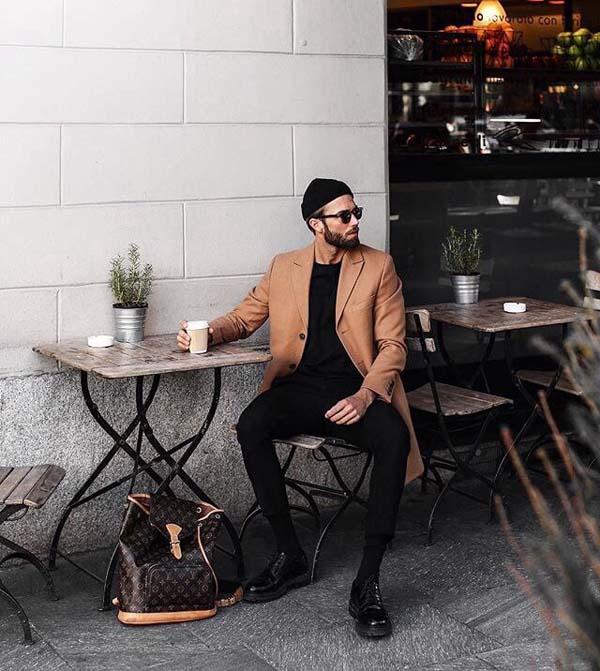 модный мужской образ 2018 фото